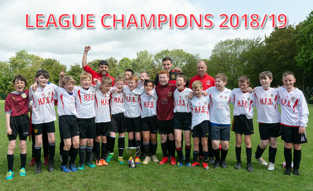 League Champions! – Bandon AFC